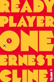 Ready Player One cover.